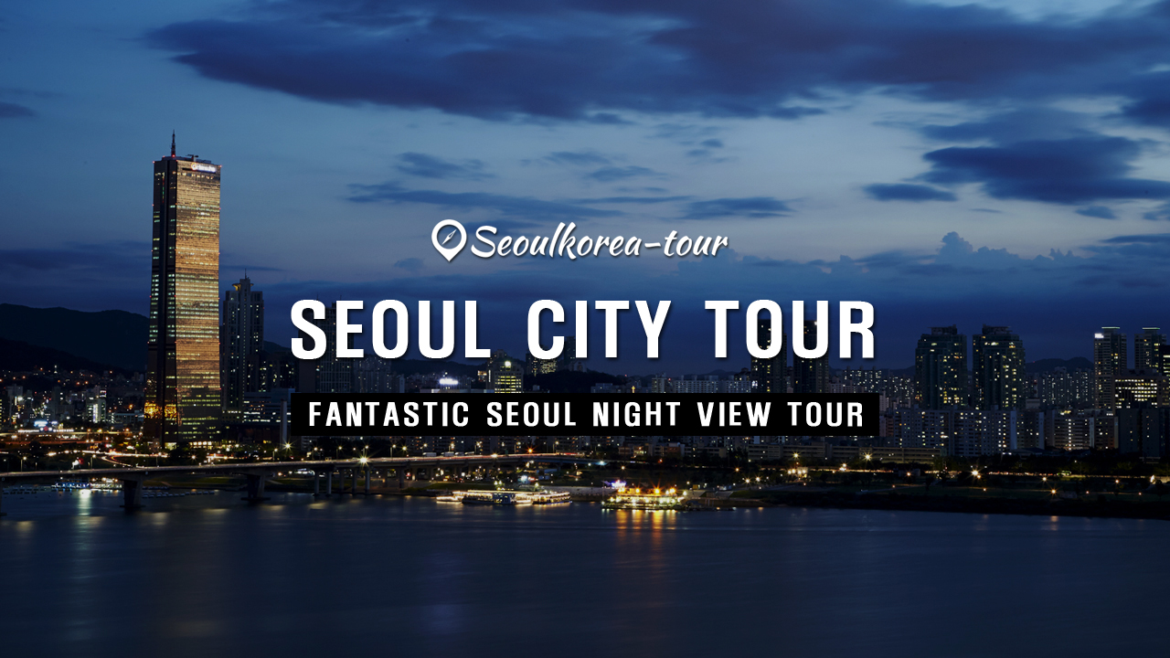 Fantastic Seoul Night View Tour