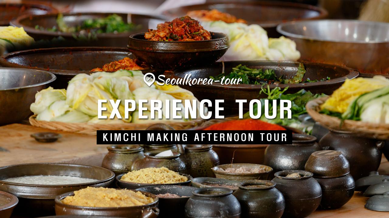 Kimchi Making Afternoon Tour