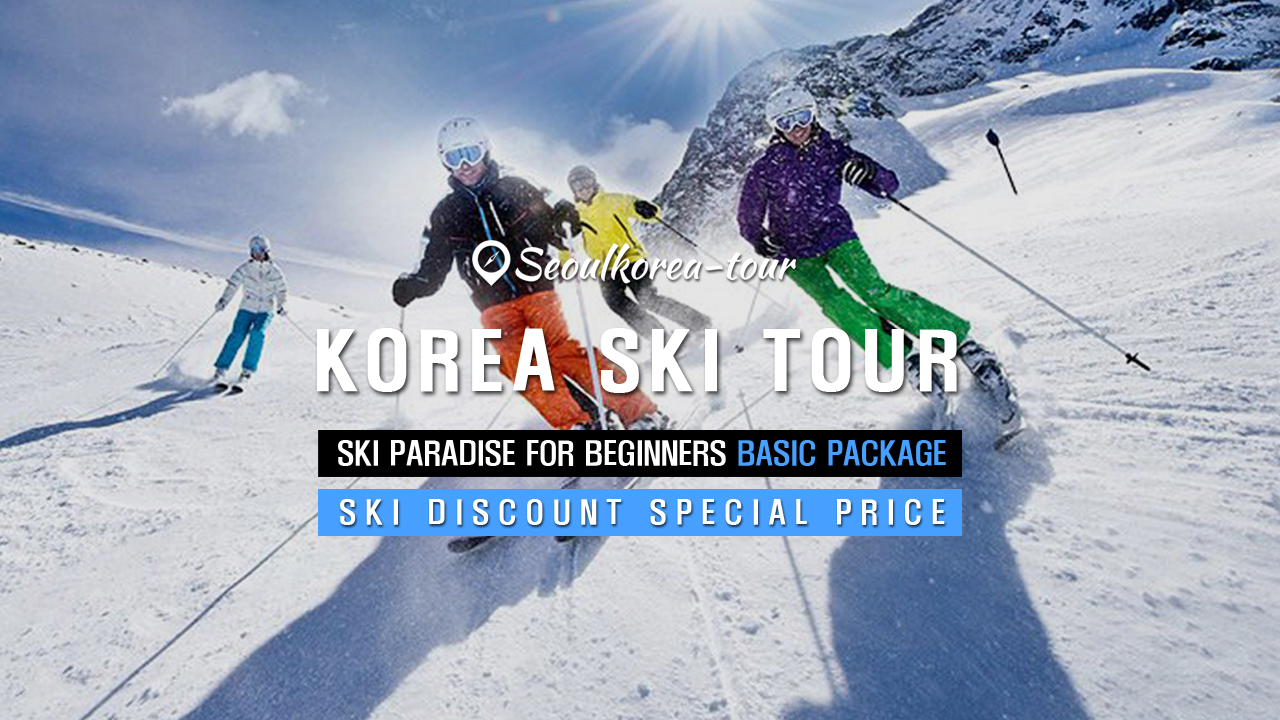 Ski Paradise for Beginners Basic Package